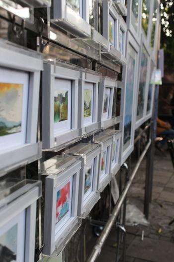 No People Day Close-up Outdoors Paintings ArtWork Drawings Passion Kalaghoda Festival Mumbai MumbaiDiaries