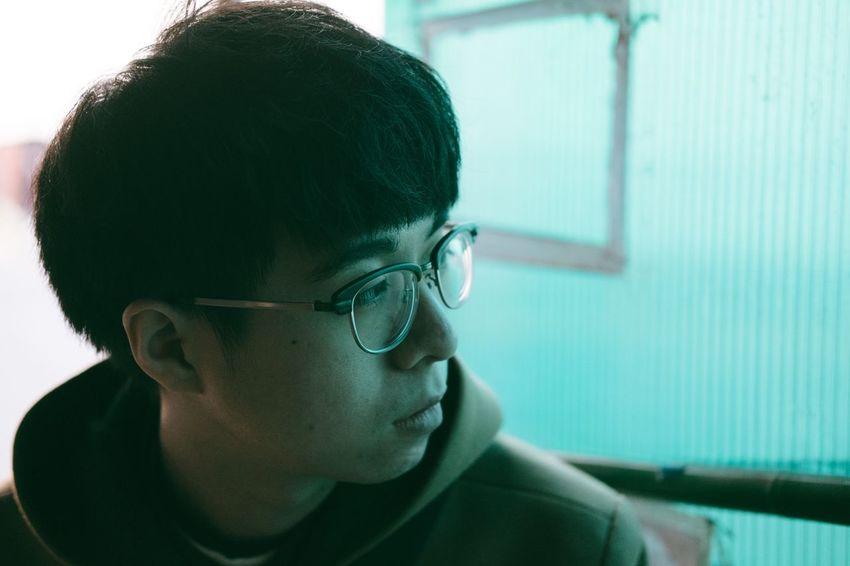 FUJIFILM X-T1 Portrait Explore Hk Portrait Of A Friend