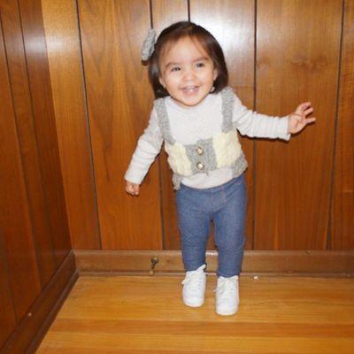 My happy little girl Kidsfashion Abigailrose Crochet