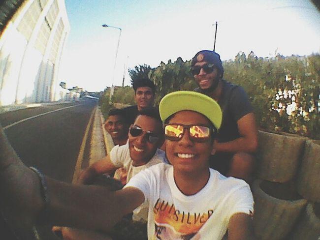 Birthday Meeting Friends Selfie Mauritius