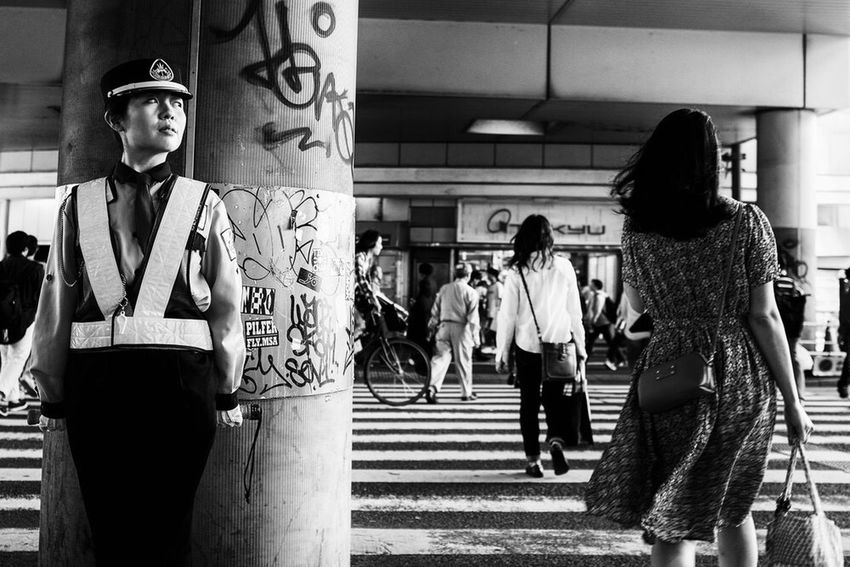 Streetphotography Blackandwhite The Street Photographer - 2018 EyeEm Awards