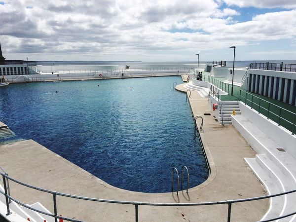 My favorite swim/yoga location