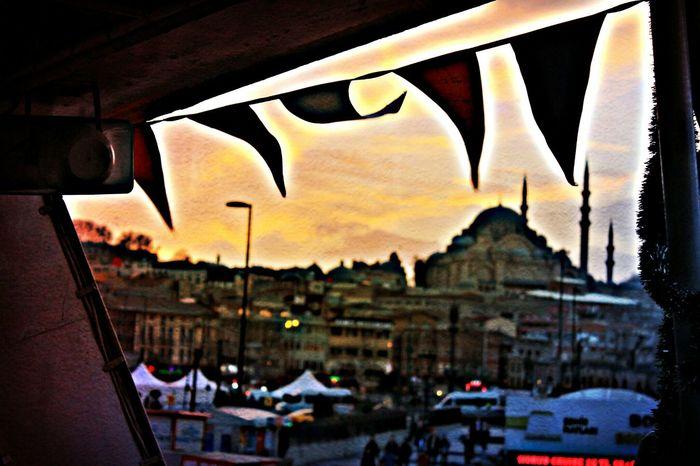Anılara hiç sığar mı İstanbul... First Eyeem Photo Hello World