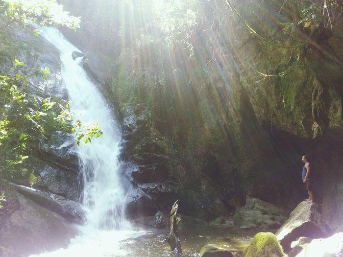 Water Falls Daylight Relaxing Brasil ♥