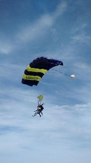Skydive Skydive Landing
