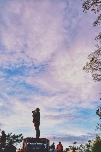 enjoy the sunrise Sunrise Sun Sunrise_sunsets_aroundworld Sunset_collection #art #Indonesia EyeEm Best Shots EyeEmNewHere Eyeemphotography Eye4photography  EyeEm Selects EyeEm Gallery EyeEmBestPics #indonesia_photography Tree City Sculpture Statue Sunset Silhouette Sky Cloud - Sky Street Art Graffiti The Photojournalist - 2018 EyeEm Awards The Traveler - 2018 EyeEm Awards The Portraitist - 2018 EyeEm Awards
