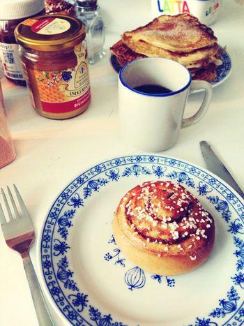 Breakfast Pancakes Weekend