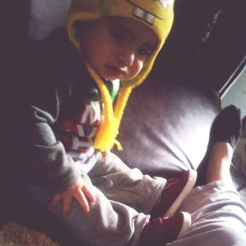 Babys Spongebob Hat