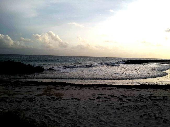 Beautiful Sunset Islandlife