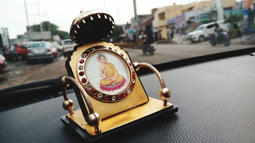 City Life Lord Buddha Transportation Outdoors