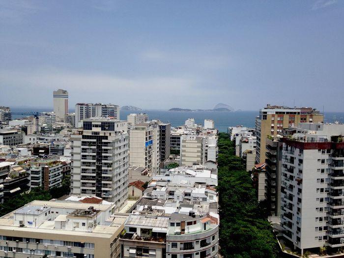 Urban 4 Filter Taking Photos Rio De Janeiro- Leblon Niceview Hello World Hello World