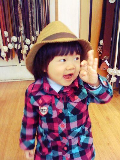 Having fun at 晞晞宅 Having Fun