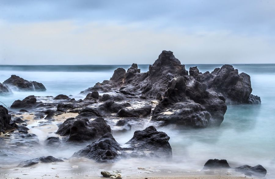 The coral. Location : wediombo beach, Yogyakarta, Indonesia Landscape_Collection Nature_collection Beach Morning Wildme Getoutstayout
