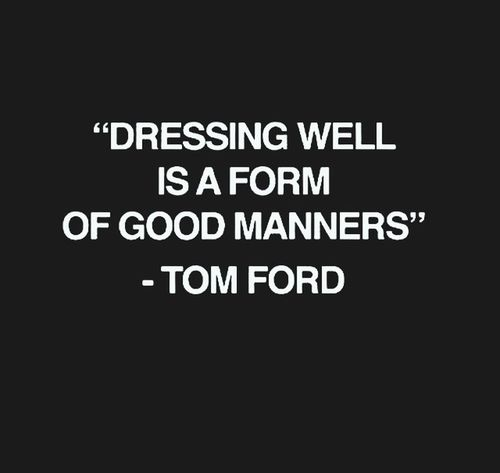 Facts Tom Ford
