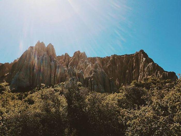 Halo Claycliffs Omarama Cliffs VSCO Vscocam NZ Newzealand