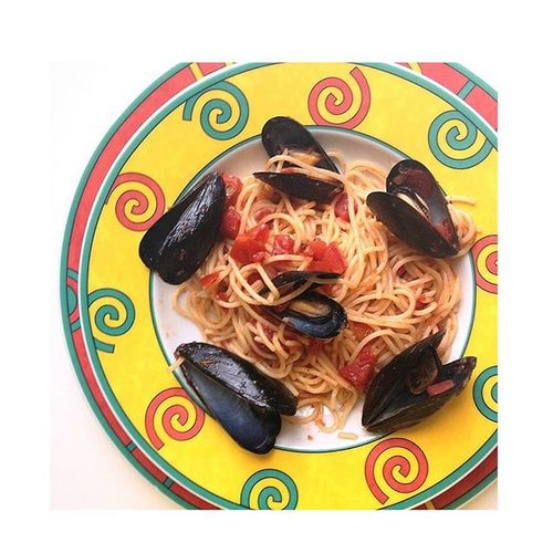 Spaghetti Cozze Tomato 🍴 Food foodporn yum @top.tags toptags instafood yummy amazing instagood photooftheday sweet dinner lunch breakfast fresh tasty food delish delicious eating foodpic foodie foodpics eat hungry foodgasm hot foods nofilter