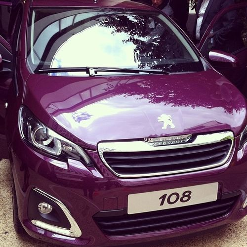 She's coming soon Peugeot108 Peugeot Car