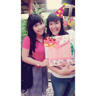 Happy birthday for my best friend @adelinearunglabi Instalike Likeforlike Like Instabirthday picoftheday instagram instafamous instapic