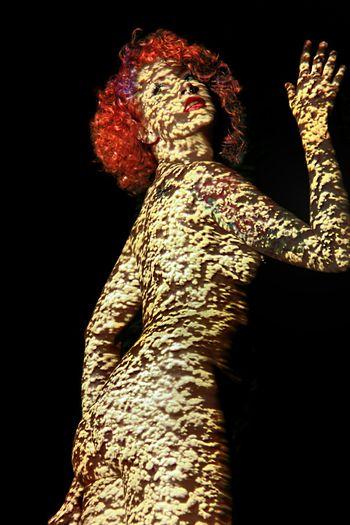 Texture Nude