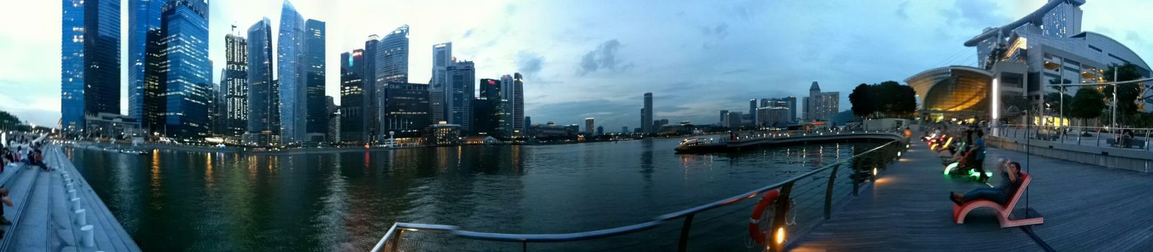Singapore, Marina Bay, Panorama Hello World Taking Photos Check This Out First Eyeem Photo Superlative