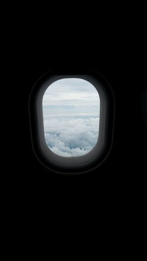 Window Airplane Travel Commercial Airplane Cloud - Sky Flying Sky Traveling Poetry In Pictures Naturelover Art Is Everywhere Winter Clouds And Sky Cloudy Cloudy Sky Cloudscapes Glass Morning Light AirPlane ✈ Business Finance And Industry Air Vehicle No People Indoors  Aerospace Industry Cockpit