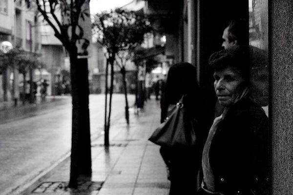 Galicia B&w Portrait