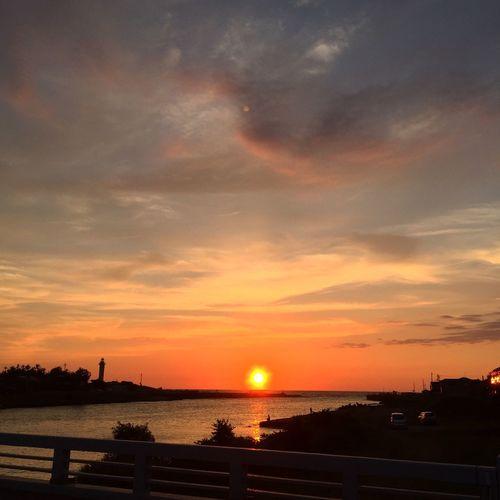 sunset Sunset Ataka Sky Sun Sunshine Before Sunset Sea Of Japan Ataka