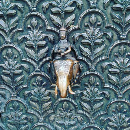 Old Dehli Art Redfort India