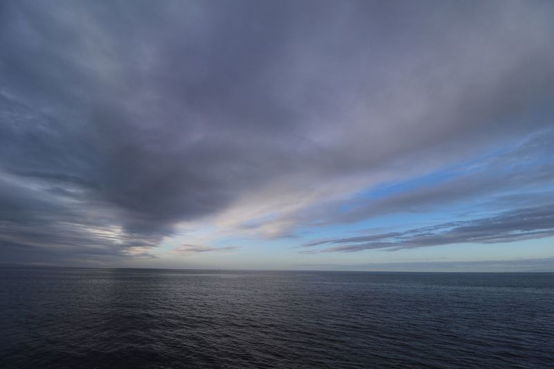 Scottish Sky Travel Photography VisitScotland Scotland Water Sea Sky Cloud - Sky Horizon Horizon Over Water Beauty In Nature Scenics - Nature Tranquility Tranquil Scene Nature Dramatic Sky No People Storm Environment Sunset Beach Seascape Outdoors