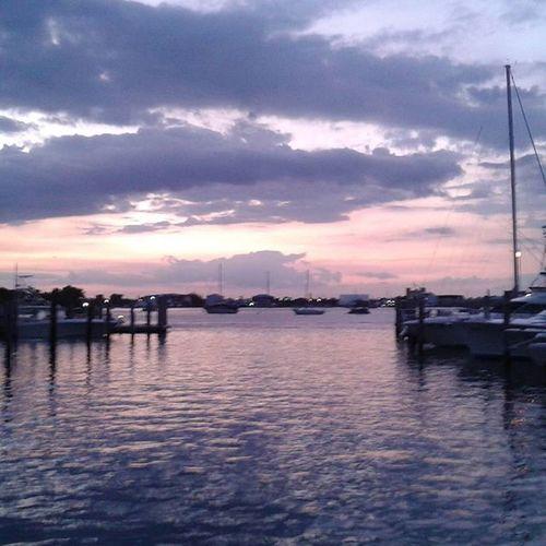 Florida Sunset #sun #clouds #skylovers #sky #nature #beautifulinnature #naturalbeauty #photography #landscape Florida Life Florida Sunset