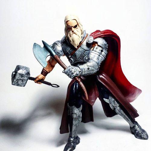 God King Thor Godking Godkingthor Thor  Odinson Thorodinson Mjolnir Asgardian Asgard Disney Avengers Thefigureverse Toys Toyphotography Toypizza Toysarehellasick Toycollector Toycommunity Toycollection Marveluniverse