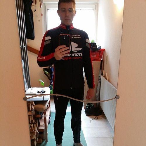 Und was mach ich bei dem Schöne wetter? StevensX7 Garmin Edge810 StevensBikes Radfahren Crossrad Bike
