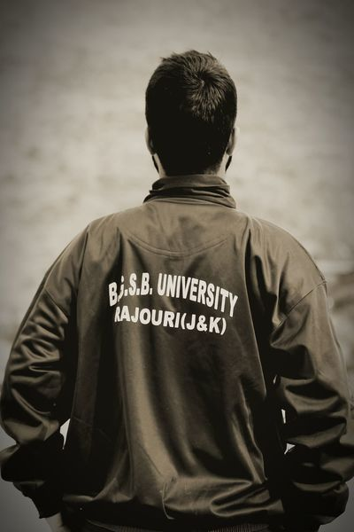 One Man Only Uniform Only Men Occupation Rear View Waist Up Authority Men Accidents And Disasters Adult Adults Only One Person Police Force People Standing Outdoors Day Responsibility Police Uniform BGSBU Gate EyeEm Ready