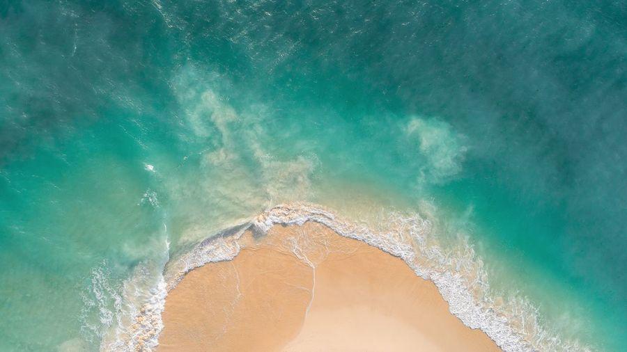 Island life Dronephotography Droneshot Wallpaper Phantom 4 Pro Dji Island Waves Waves, Ocean, Nature Waves, Ocean, Nature Water One Person Body Part Nature Sea Day Lifestyles High Angle View Turquoise Colored The Great Outdoors - 2018 EyeEm Awards The Traveler - 2018 EyeEm Awards