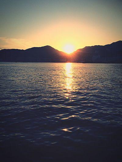 Oohato Sunset