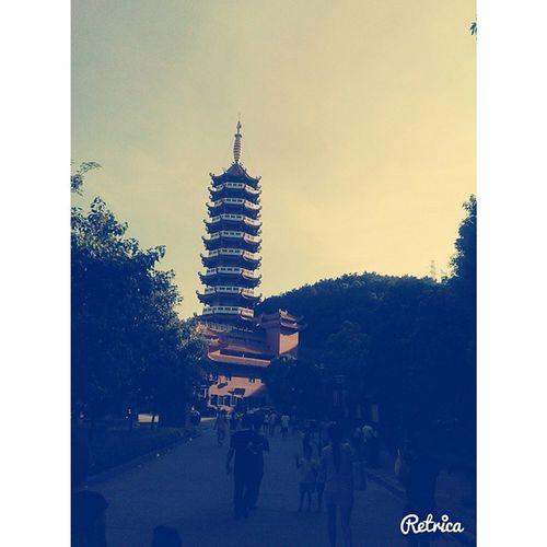 一個讓我累癱的節奏? 還是跟我記憶中的一樣沒什麼變 Xiamen 觀音寺