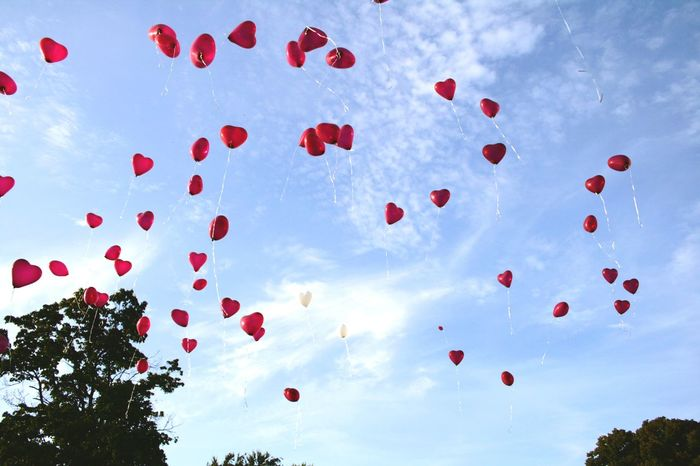 Open Edit Love Balloons Wedding Love Is In The Air Beautiful Day Emotions Heartbeat Moments Flying Taking Photos