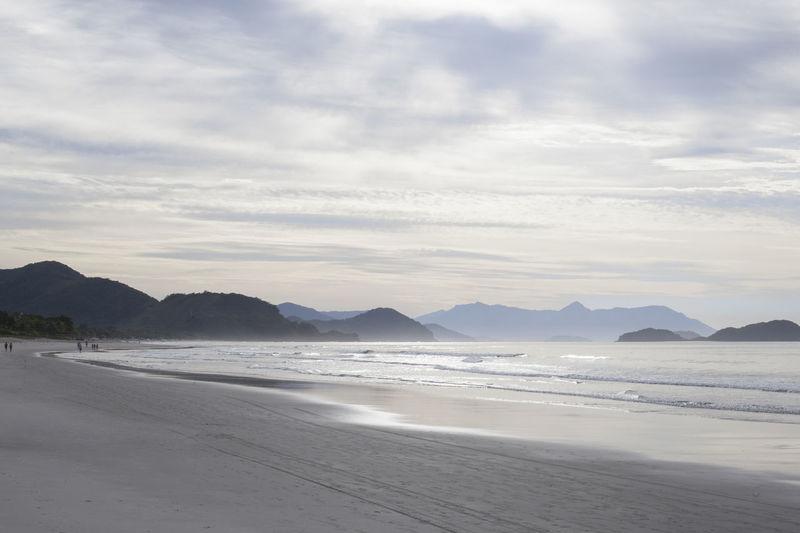 My days in Juquehy. Beach Brasil Cloud - Sky Coast Coastline Day Desert Landscape Juquehy Outdoors Sea