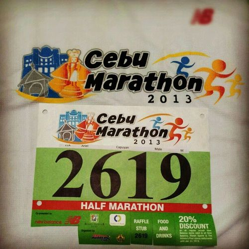 I'm not ready CCM CCM2013 Running Cebu