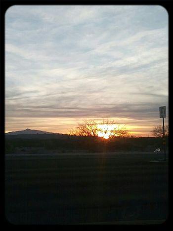 Good Morning Tucson Sunrise
