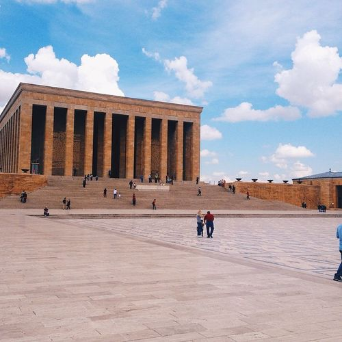 Vscocam Anıtkabir Vscogrid Cloud Photooftheday Picoftheday Photo Focus