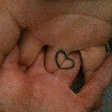 I Love You ! Love Forever New Tattoo