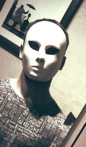 Mask Mystery Mystical Atmosphere Maniac Insanity Arthouse