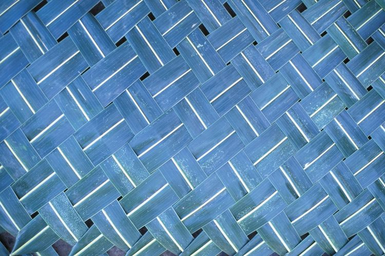 Full frame shot of patterned flooring