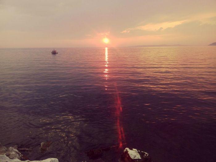 View Turkey Sea Touristic Summer Night Noneedfilter EyeEm Nature Lover