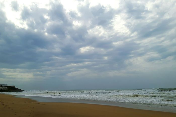 Achakar Clouds Nofilter Sky And Clouds Sky Seaside Waves Nature Photography Sea Landscape Achakar
