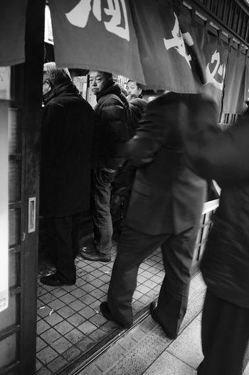 OSAKA Japan Japanese Culture OYAJI おやじ Check This Out Streetphotography Blackandwhite