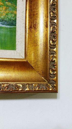 Frame. Frame Edge Museum Cream Gold Sides Minimalism Minimal
