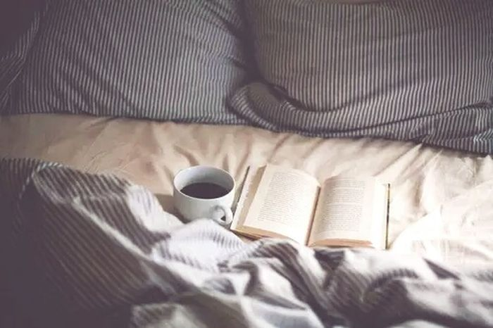 Tea Time Books Book Booking A Room Vintage Vintage❤ Tumblr