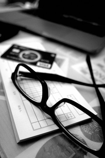 Shanghai Ricoh GRlll Personal Accessory Indoors  Pen Publication Selective Focus High Angle View Table Paper No People Eyeglasses  Eyesight Text Glasses Still Life Wireless Technology Close-up Book Focus On Foreground Number